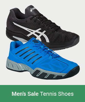 Men's tennis shoe sale
