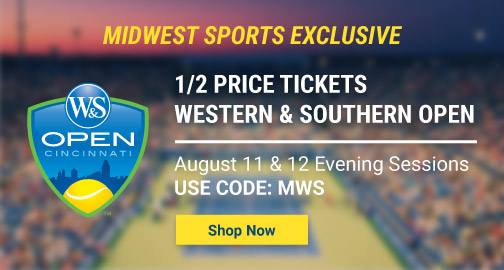 Western & Southern Tennis Tickets