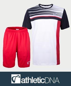 Boys Athletic DNA Tennis Apparel
