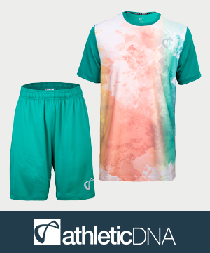 Boys Athletic DNA Tennis Apparel