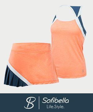 Girls Babalot Tennis Apparel