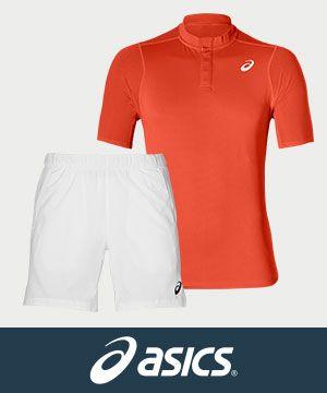 Asics Men's Tennis Apparel