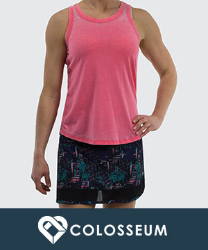 Colosseum Women's Tennis Apparel