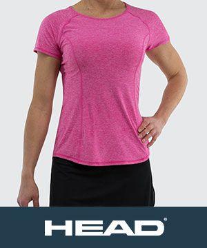 Head Women's Tennis Apparel