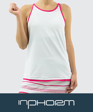 Inphorm Women's Tennis Apparel