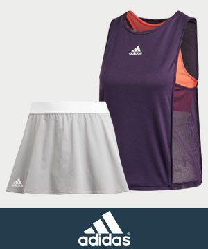 adidas Women's Tennis Apparel