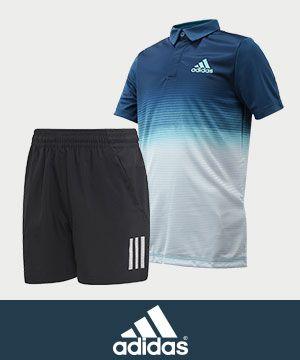 Boys adidas Tennis Apparel
