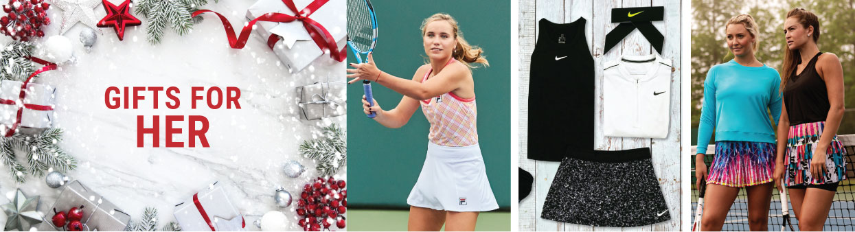 Women's Tennis Gift Guide