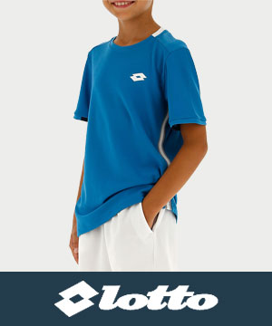Boys Lotto Tennis Apparel