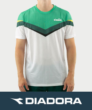 Diadora Men's Tennis Apparel