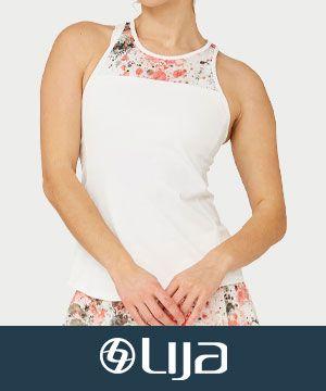 Lija Women's Tennis Apparel