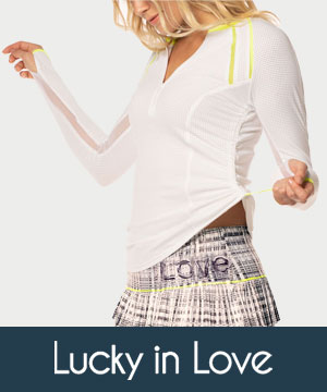 Lucky In Love Women's Apparel