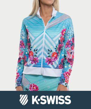 K-Swiss Women's Tennis Apparel