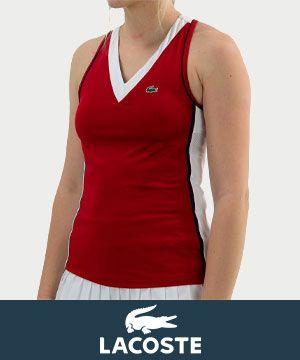 Lacoste Women's Tennis Apparel