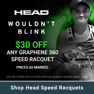 Head Speed Tennis Racquets