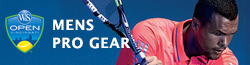 Shop for the gear of the ATP, including apparel worn by Roger Federer and Rafael Nadal