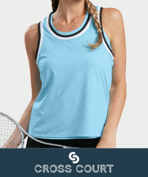 Cross Court Women's Apparel