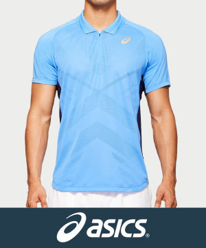 Asics Men's Tennis Apparel