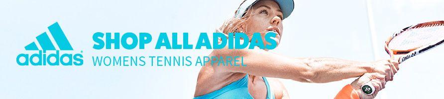 Shop adidas Women's Tennis Apparel