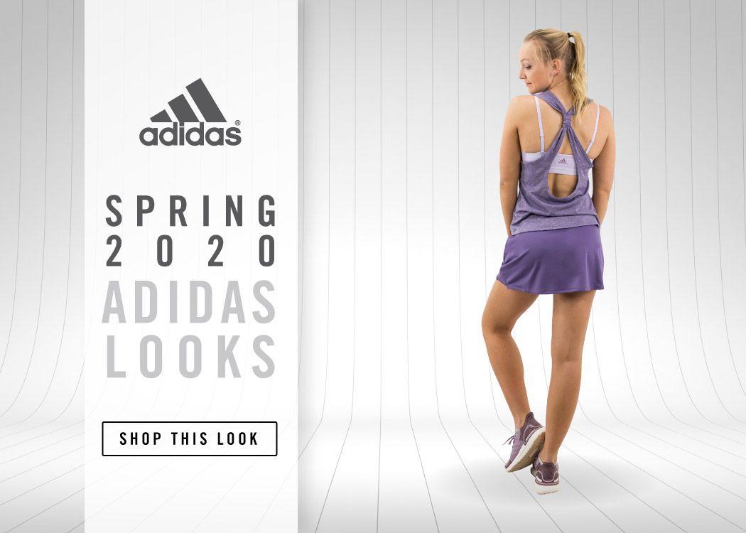 Womens Adidas Look 2