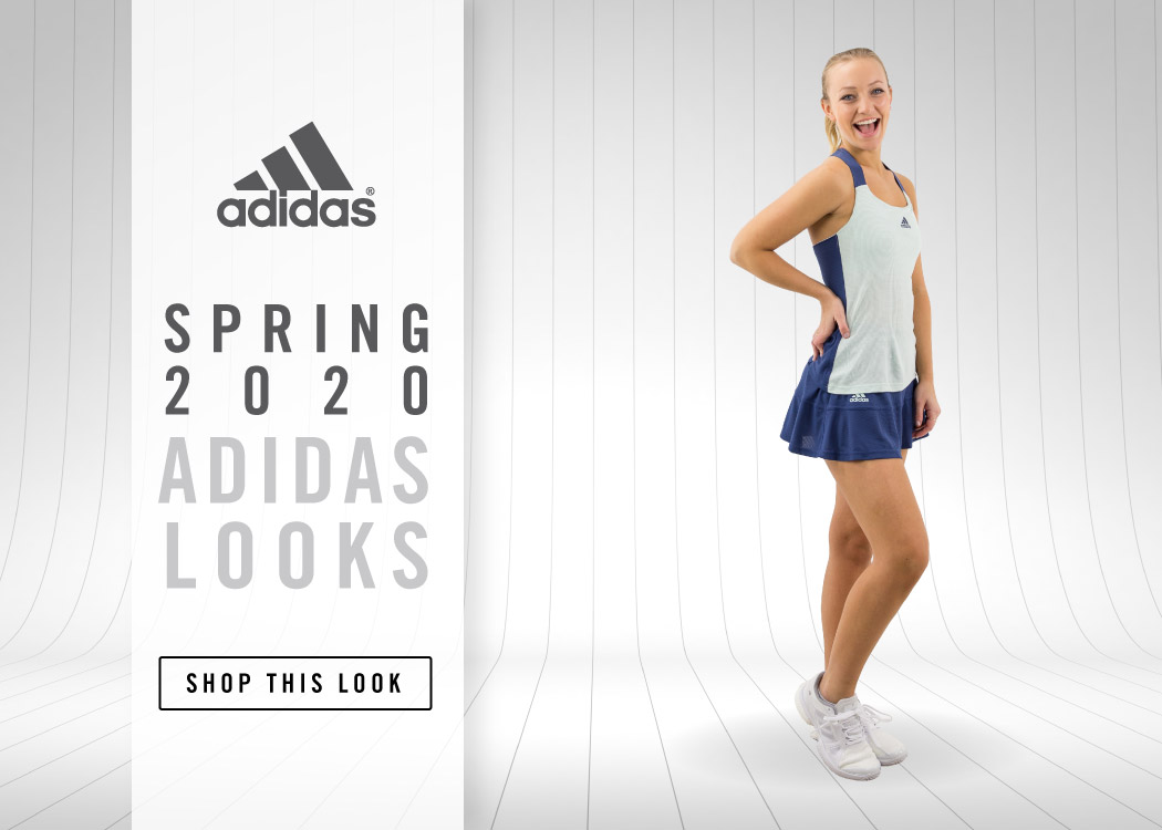 Womens Adidas Look 3