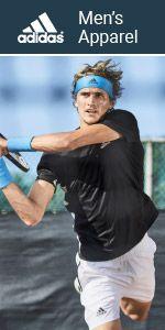 Men's adidas Tennis Apparel