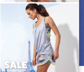 Sale Lucky In Love Tennis Apparel