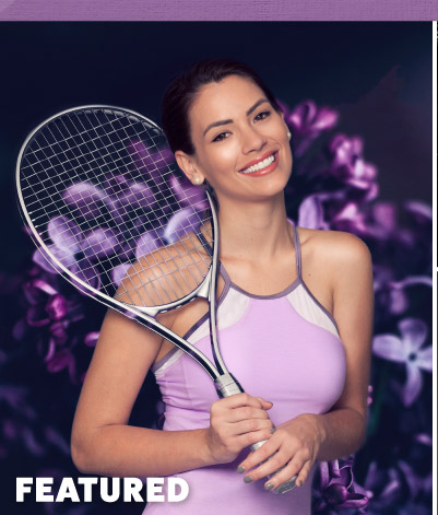 Sofibella Women's Tennis Apparel Feature