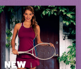 Sofibella Women's Tennis Apparel New