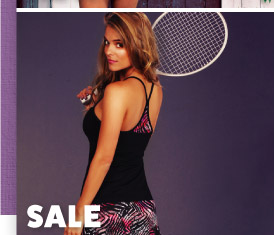 Sofibella Tennis Apparel Sale