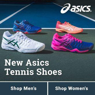 New Asics Fall Footwear