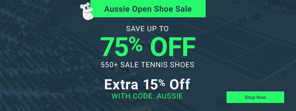 Aussie Open Shoe Sale