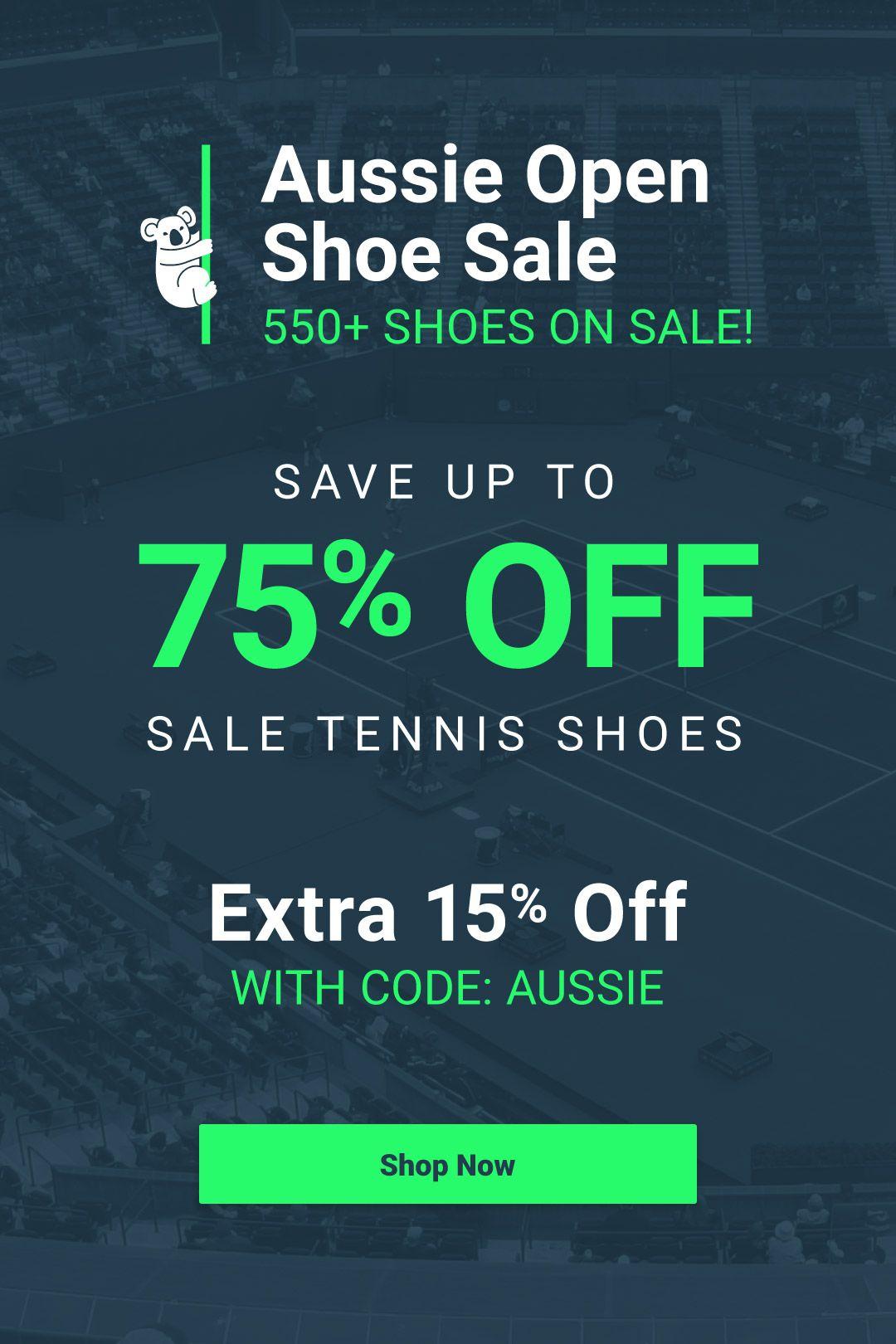 Sale Tennis Shoes