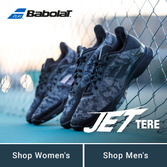 New Babolat Footwear