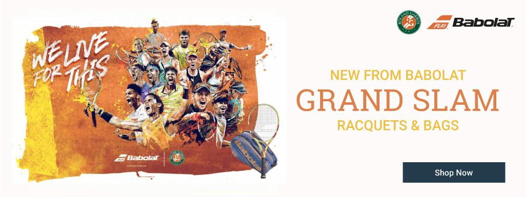 Babolat Grand Slam Gear