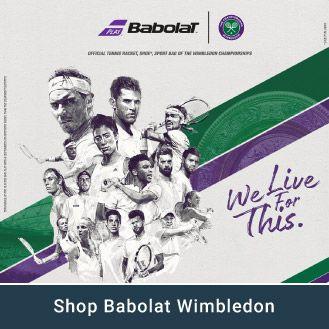 Babolat Wimbledon Gear
