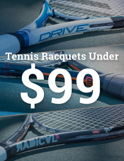 Racquets Under $99