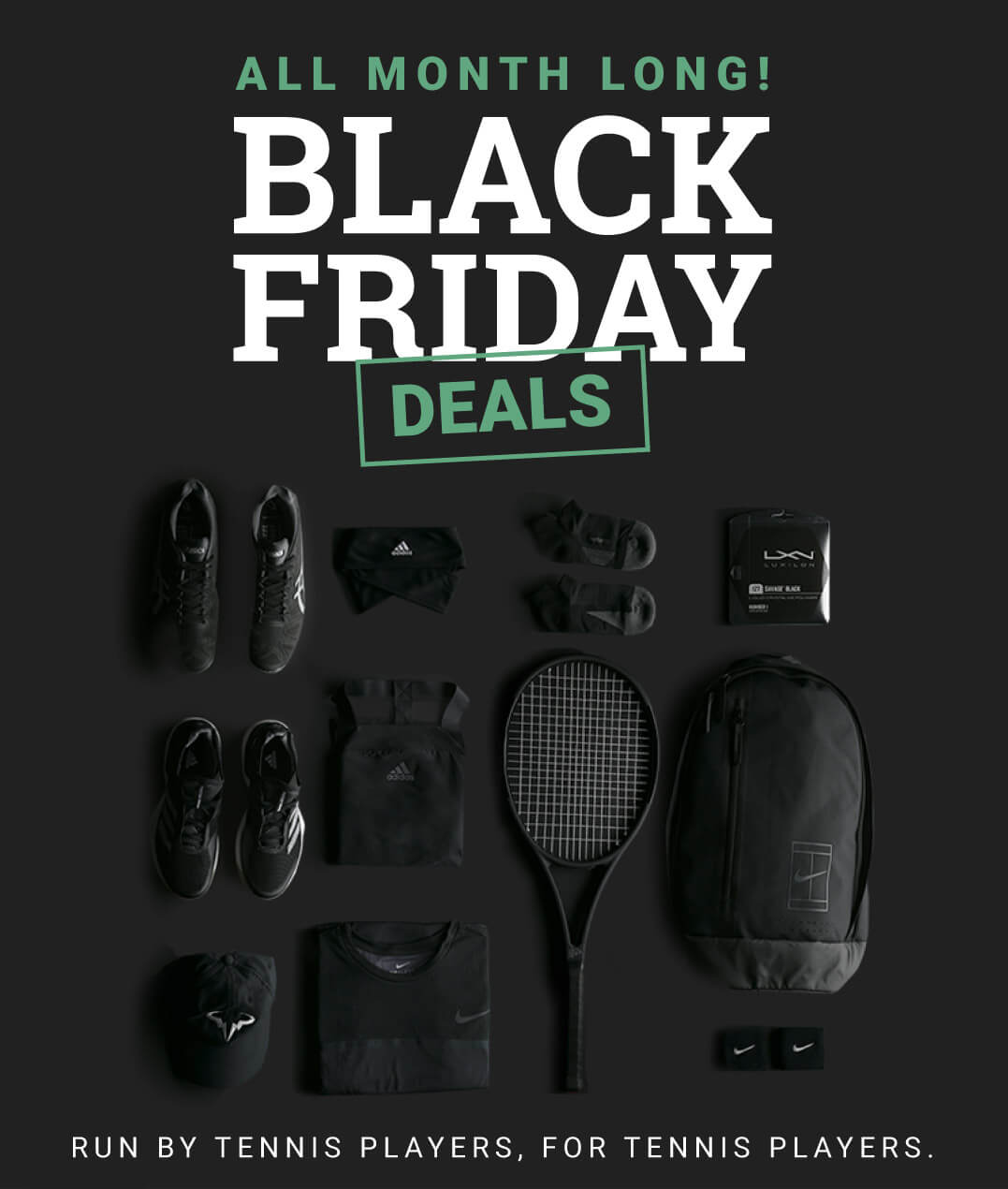 Black Friday Deals Start Now!