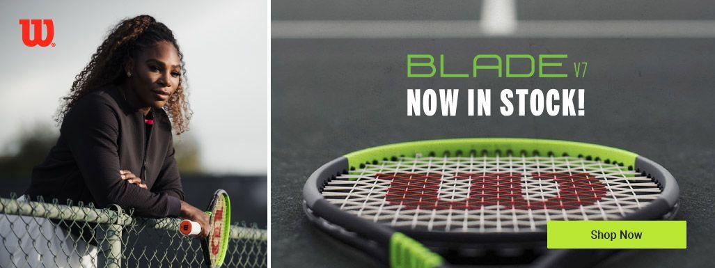 Wilson Blade Tennis Racquets