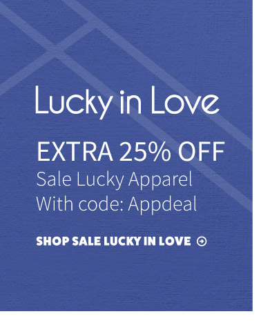 Lucky In Love Tennis Apparel