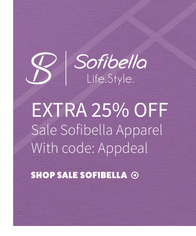 Sofibella Women's Tennis Apparel