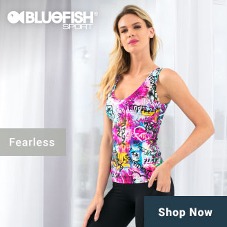 Blue Fish Tennis Apparel