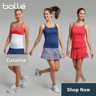 Bolle Women's Performance Tennis Apparel