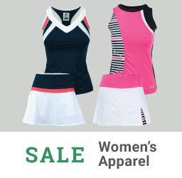 Women's Sale Tennis Apparel