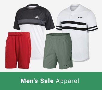 Men's Sale Tennis Apparel