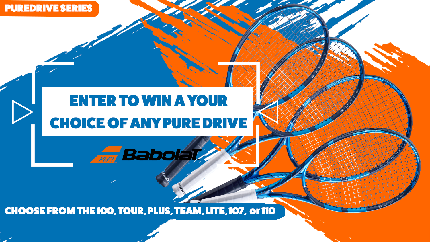 Babolat Pure Drive Give Away