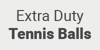 Extra Duty Tennis Balls
