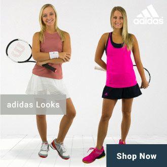 Fall 2018 adidas Women's Tennis Apparel