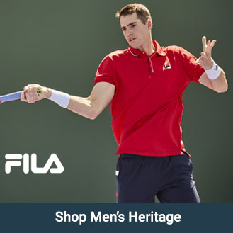 Fila Mens Heritage Apparel