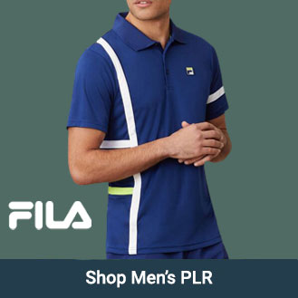 Fila Mens PLR Apparel
